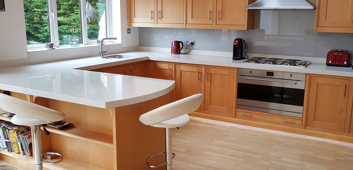 Updating your kitchen? Get more with overlay worktops.